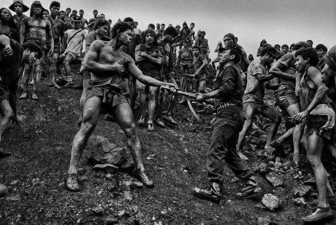 Le Sel de la Terre, de Juliano Ribeiro-Salgado et Wim Wenders - 2014