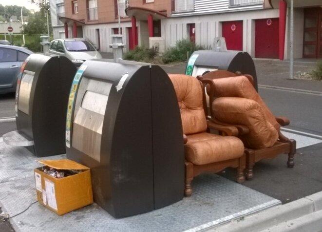 poubelles enterrées améliorées © ALB