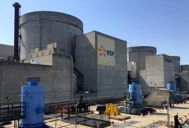 Le centrale nucléaire du Tricastin. © Reuters