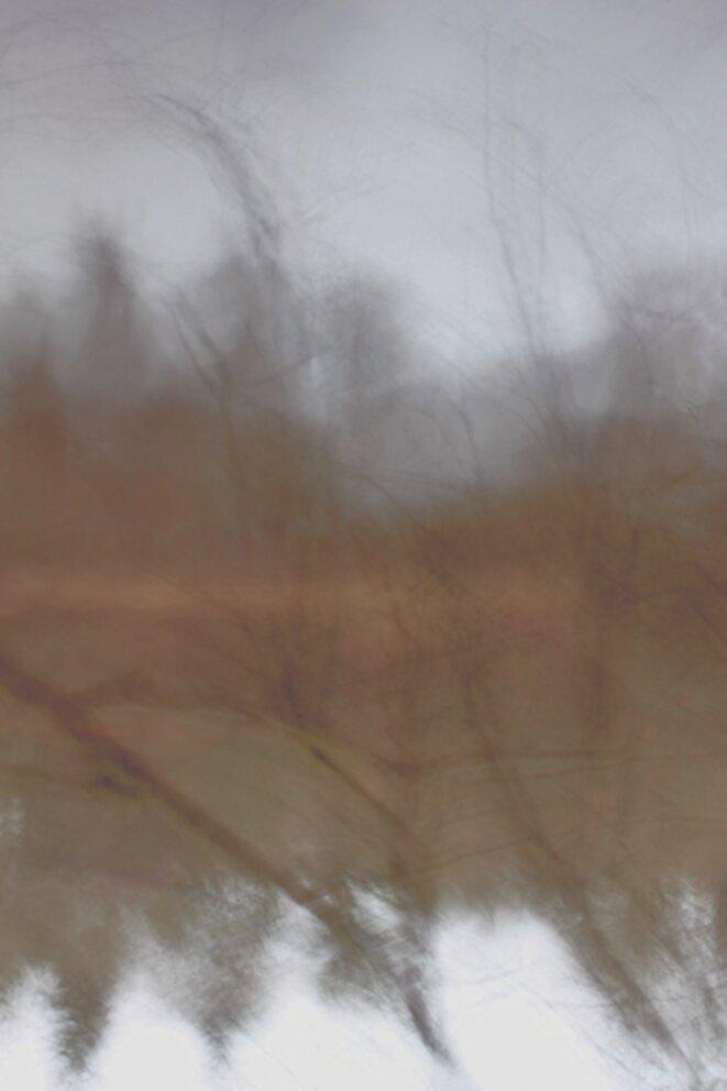 Photographie de Magali Ballet pour «L'enclos du vent»