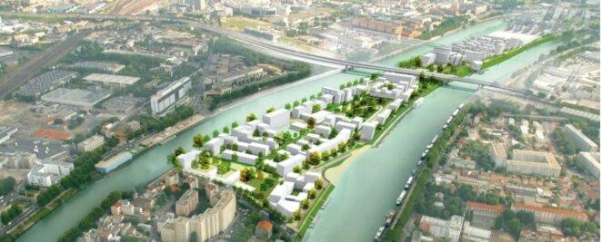 Projet Village Olympique