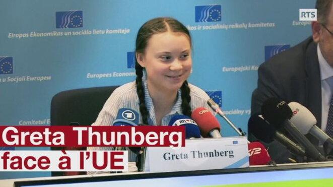 Michel Onfray: «Cette jeune fille arbore un visage de cyborg qui ignore l'émotion - ni sourire ni rire»