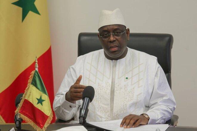 SEM Macky SALL, Président de la République du Sénégal
