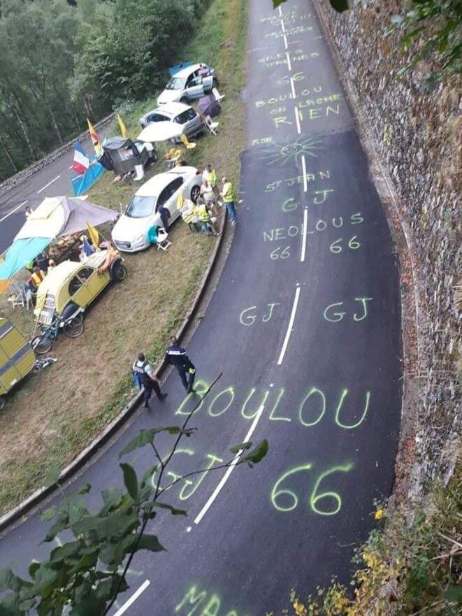 21 juillet, étape 15 : Limoux - Foix © James Patagueule