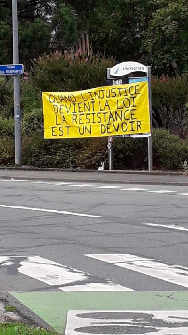 Résistance à La Rochelle © Lza Vaiana