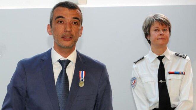 Commissaire Grégoire Chassaing
