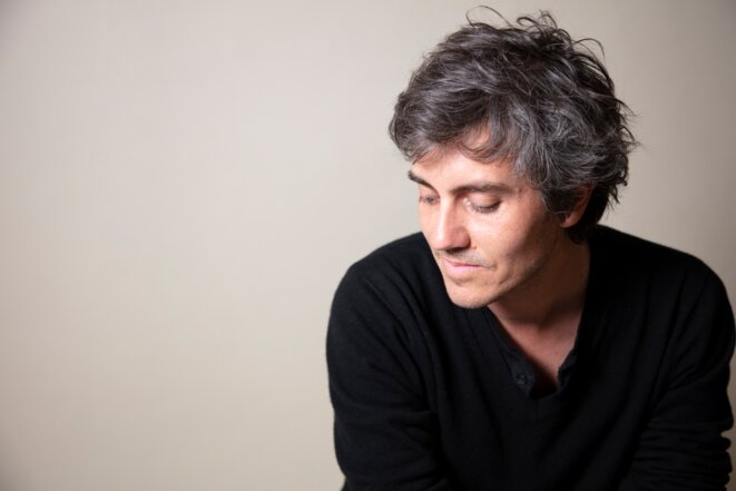 Sylvain Prudhomme. © Francesca Mantovani - éditions Gallimard