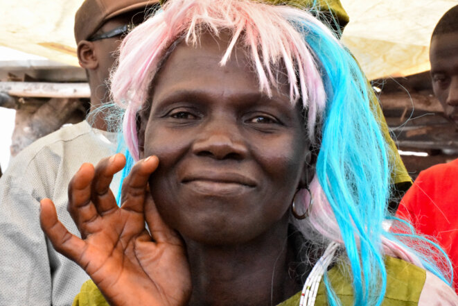 Femme, Casamance © A.H.G. Randon