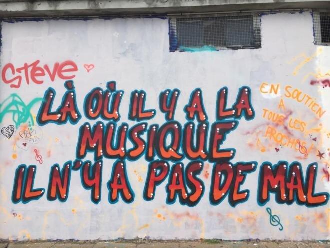 Le 21 juillet à Nantes © Elisa Perrigueur