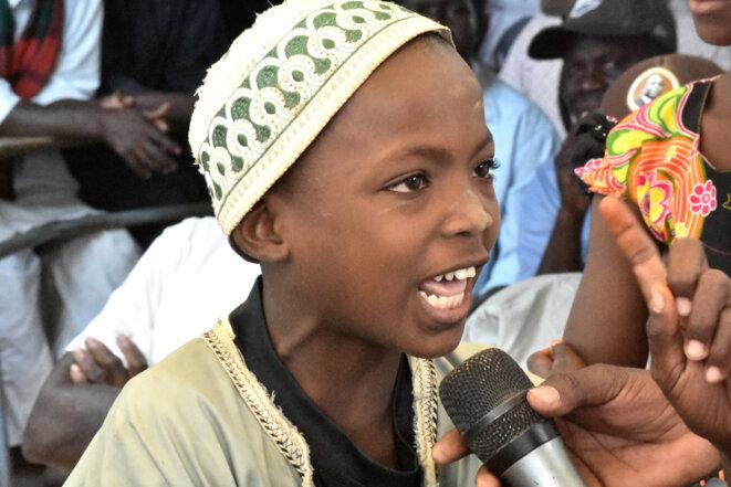 Enfant, Casamance © A.H.G. Randon