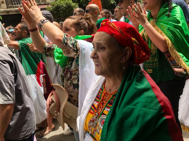 Alger centre, vendredi 2 août 2019. © KN