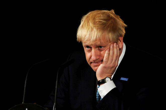 Boris Johnson © Reuters