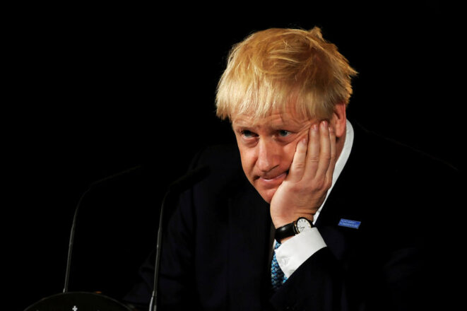 Boris Johnson © Reuters