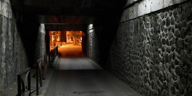 De la lumière au bout du tunnel ?... © Celeda / Wikimedia Commons / CC-BY-SA 4.0int