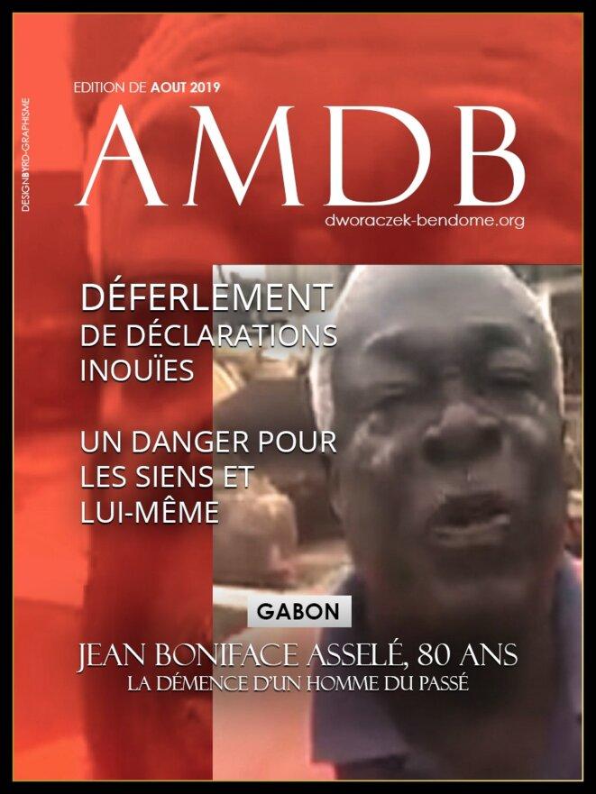 Gabon - le général Jean Boniface Asselé