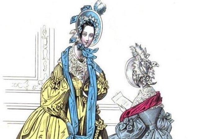 Petit courrier des dames 1836