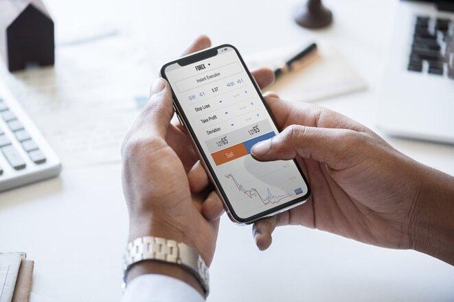Les applications mobiles, un enjeu de taille pour les banques