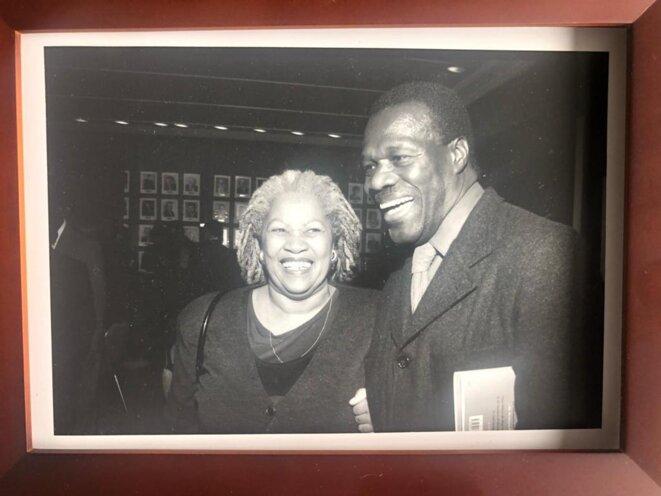 Toni Morrison et Manthia Diawara
