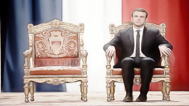 Monarchie présidentielle © Franc SERRES