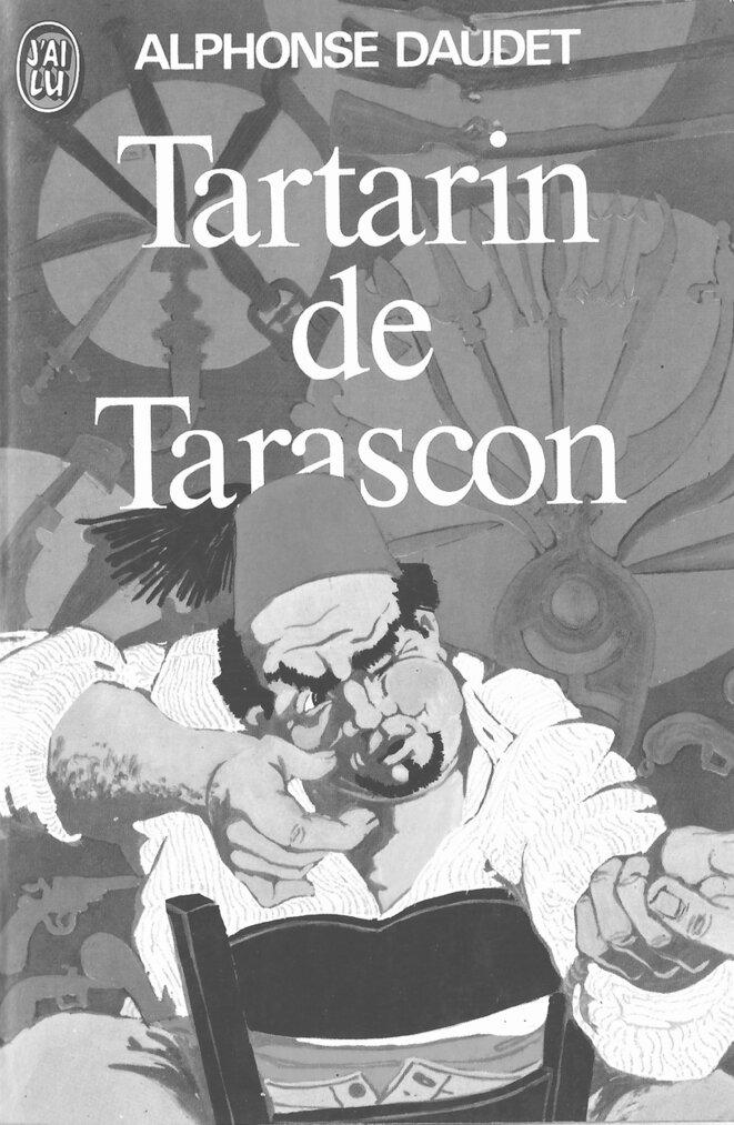 Alphonse Daudet, Aventures prodigieuses de Tartarin de Tarascon, éditions J'ai lu, 1974, 123 pages.