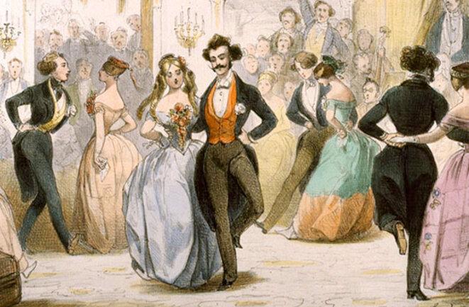 Danses et contredanses