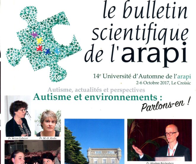 Bulletin scientifique n°40 © ARAPI