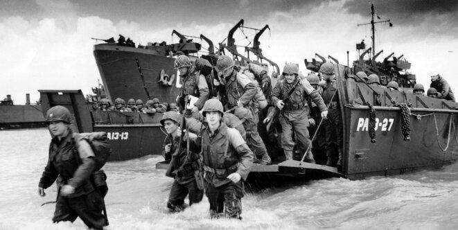 15 août 1944 : Débarquement de Provence © Pierre Reynaud
