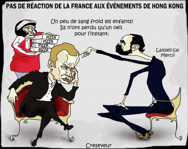 macron-ne-reagit-pas-a-la-repression-honk-kong-1