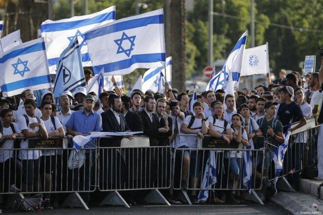 jews-march