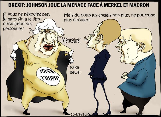 johnson-vient-faire-pression-sur-merkel-et-macron