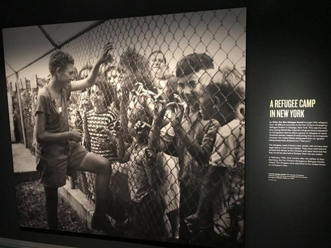 Musée de l'Holocauste à Washington [Ph.YF]
