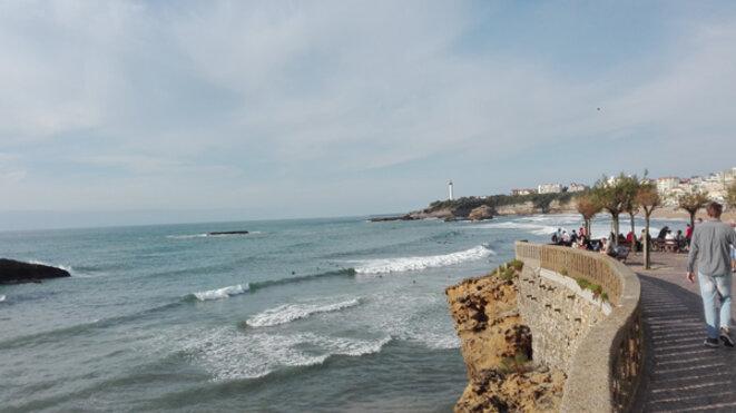 Biarritz est chouette - mais pas pour tout le monde... © Eurojournalist(e) / CC-BY-SA 4.0int