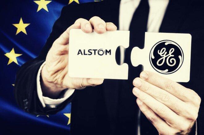 Acquisition d'Alstom par General Electric pour 9,7 milliards d'Euros