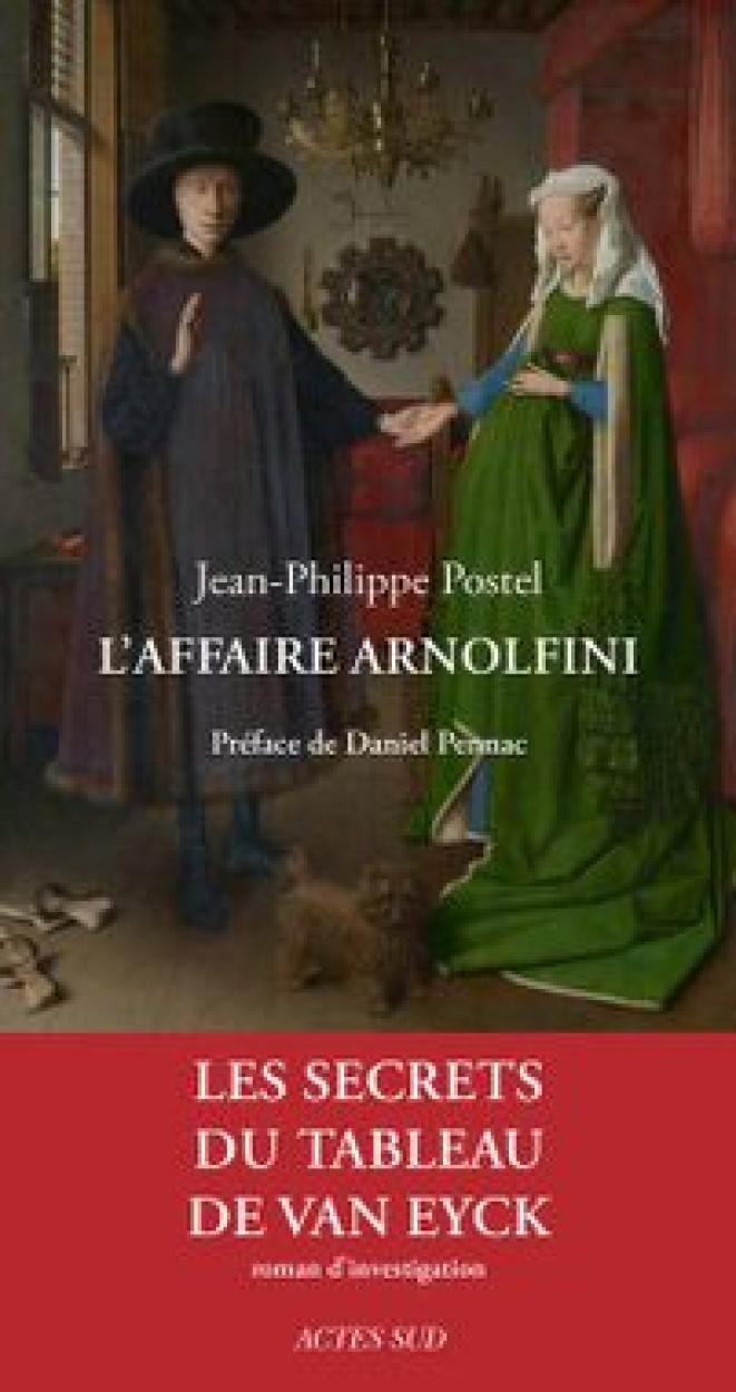 L'affaire Arnolifini © The National Gallery, Londres/AKG Images
