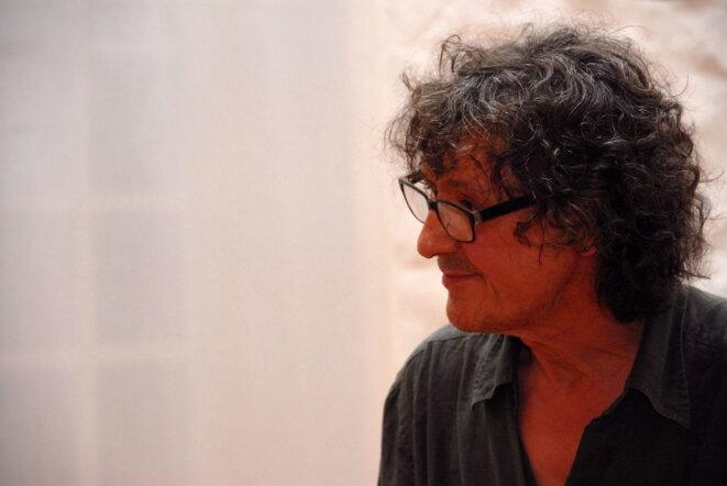 """Marc Delouze, auteur de """"Deuil du singe"""""""