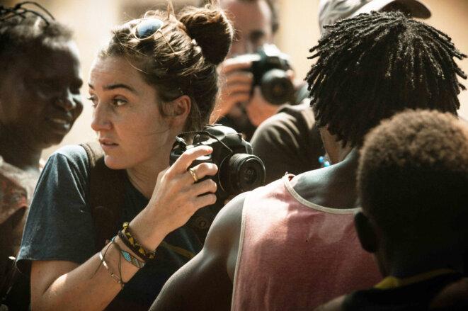 "Nina Meurisse dans ""Camille"" © - Pyramide films -"