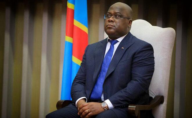 © Twitter - Présidence RDC