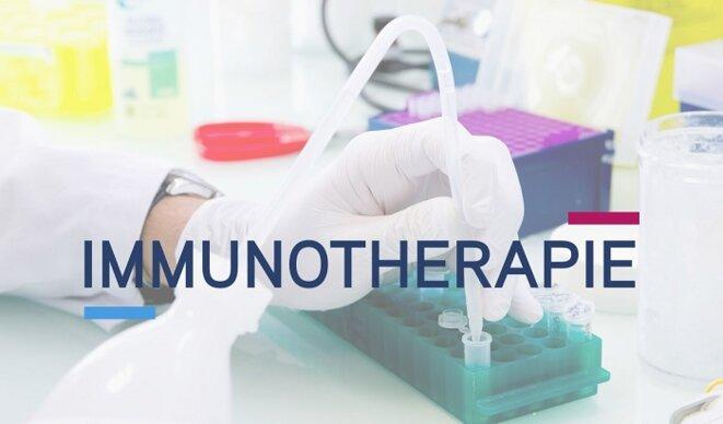L'immunothérapie coûte plus que la chimiothérapie.
