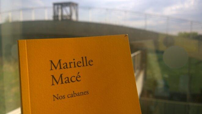 """Conversation avec Jérôme Rollin sur """"Nos cabanes"""", de Marielle Macé © François Rochon"""