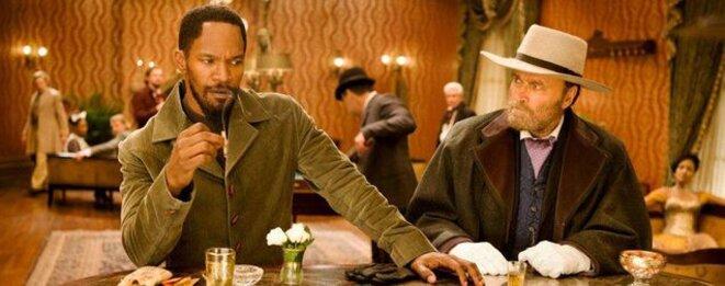 Django unchained (2013) le django de tarantino et le Django original