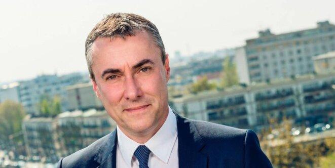 Jean-Louis Louvel est candidat à la mairie de Rouen aux élections municipales de 2020. Il espère se présenter sous l'étiquette LREM © DR