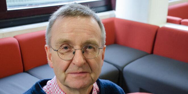Le Professeur Tim Lang est l'un des grands experts de la politique alimentaire. © privée