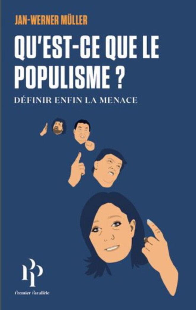 Couverture de «Qu'est-ce que le populisme?» (Han-Werner Muller) [ouvrage cité]