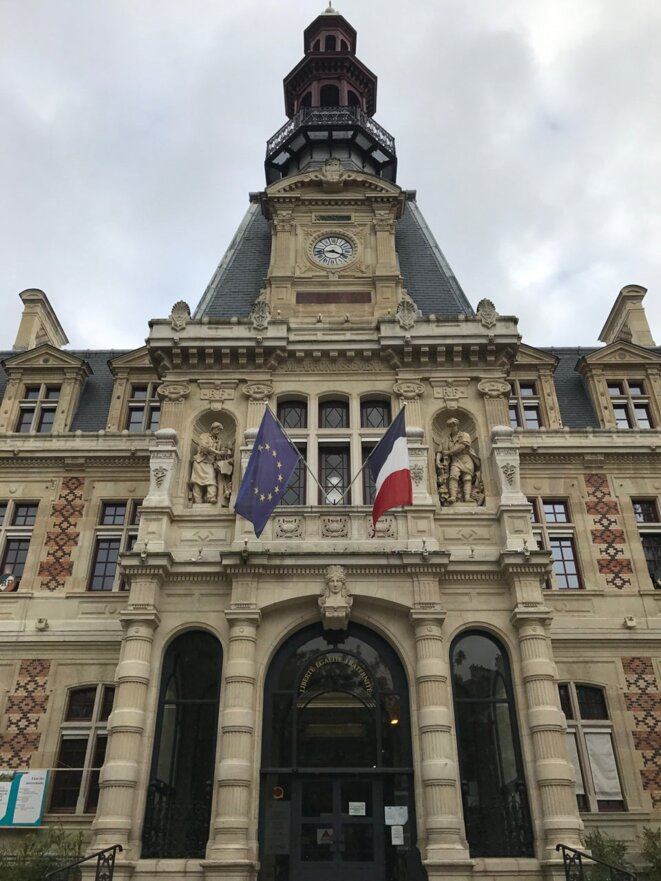 Mairie d'arrondissement de Paris