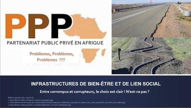 Infrastructures de bien être et de lien social en Afrique P.P.P.A