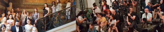 Paris Fashion Week - Automne-Hiver 2019-2020 © Simone A