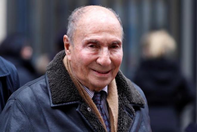 Serge Dassault en 2016. © Reuters