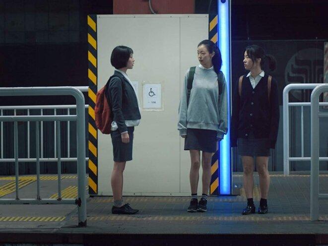 """""""After my Death"""" (죄 많은 소녀, Joi manheun sonyeo) réalisé par Kim Ui-Seok © Capricci"""