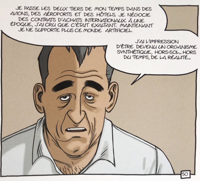 Nos Vies Prisonnières - Extrait © Parno / Phil Castaza @ Editions Grand Angle