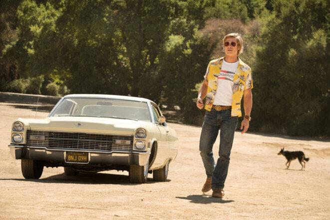 Brad Pitt © Sony Pictures